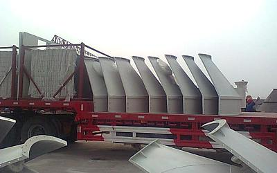 Cement silo with capacity 150tons