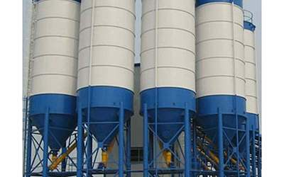 Cement silo with capacity 200tons