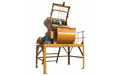 Concrete mixer machine JS500