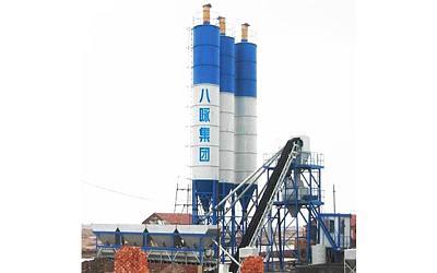 60m³/h Concrete batching plant