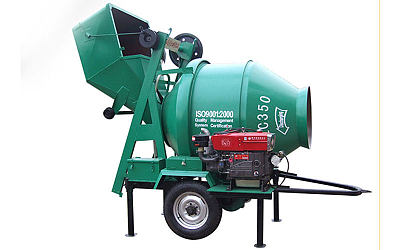 Portable Concrete Mixer JZC350-1
