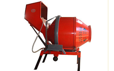 Portable Concrete Mixer JZC350H