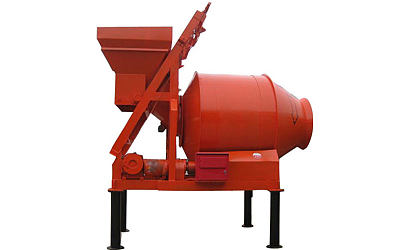 Portable Concrete Mixer JZC500