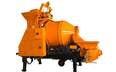 Portable Concrete Mixer  JBT40-10-30s